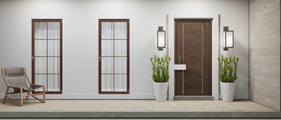 2021 Çelik Kapı Trendleri  | Mehmet Mimaroğlu